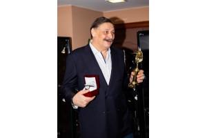 Дмитрий Назаров стал первой звездой Галереи Славы