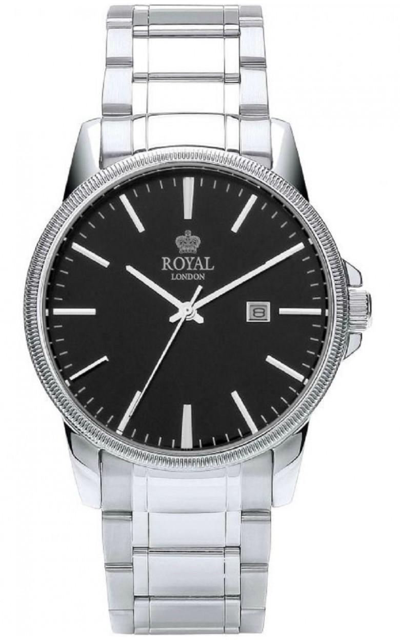 41198-04  мужские кварцевые наручные часы Royal London  41198-04