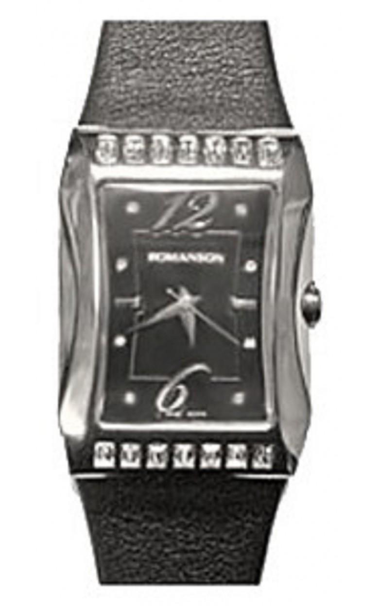 RL 0358Q LB(BK)  кварцевые наручные часы Romanson для женщин  RL 0358Q LB(BK)