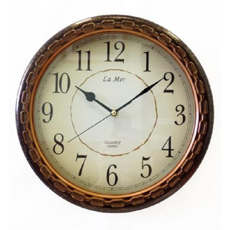Настенные часы la mer gdbrn механизм:кварцевый размер,8*21,5*3,3 см корпус:пластик доставка без предоплаты!