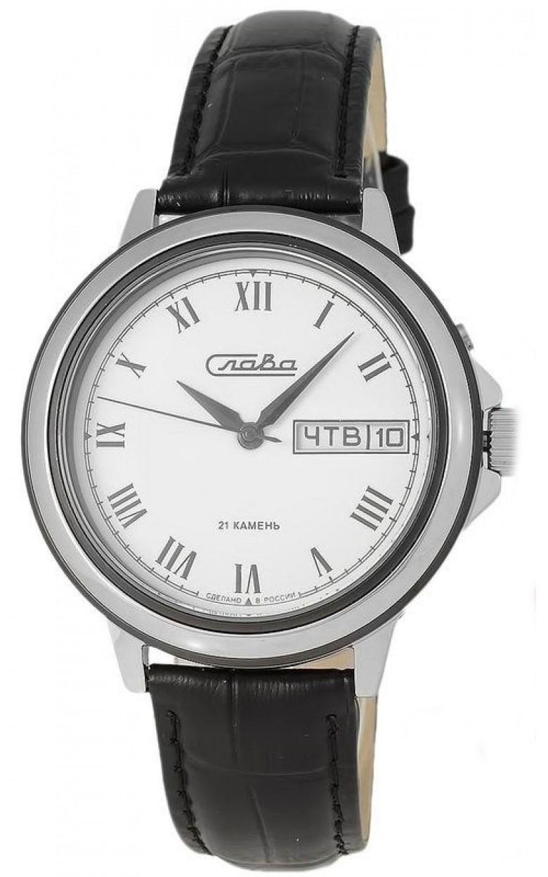 3451097/300-2428 российские механические наручные часы Слава