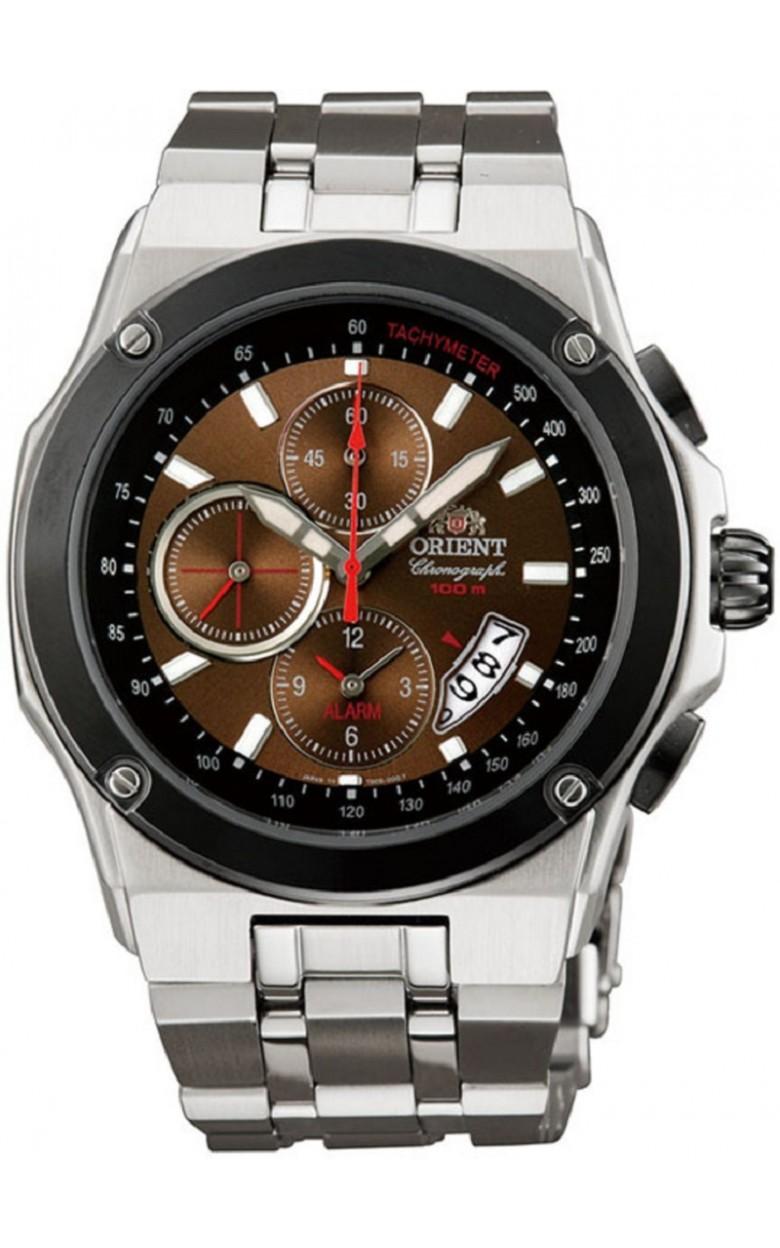 FTD0S003T0 японские мужские кварцевые часы Orient  FTD0S003T0