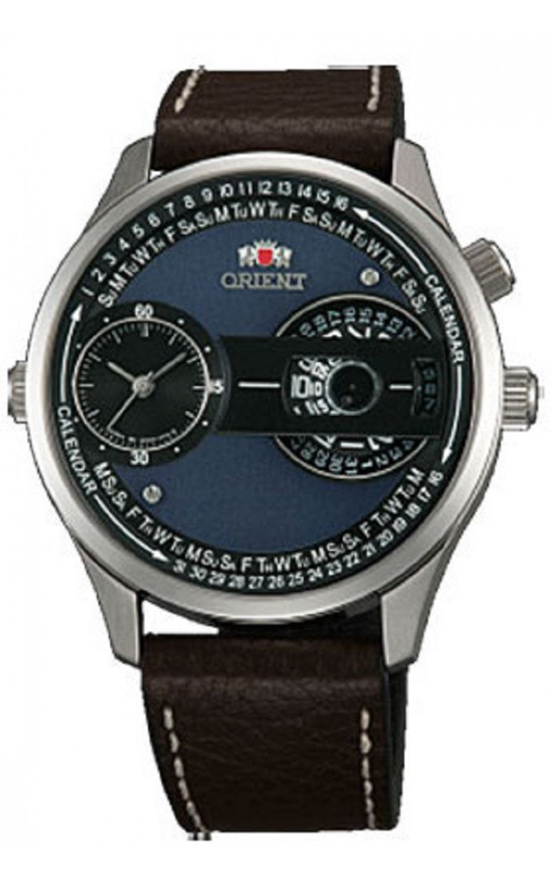 FХC00003BO японские механические наручные часы Orient для мужчин  FХC00003BO
