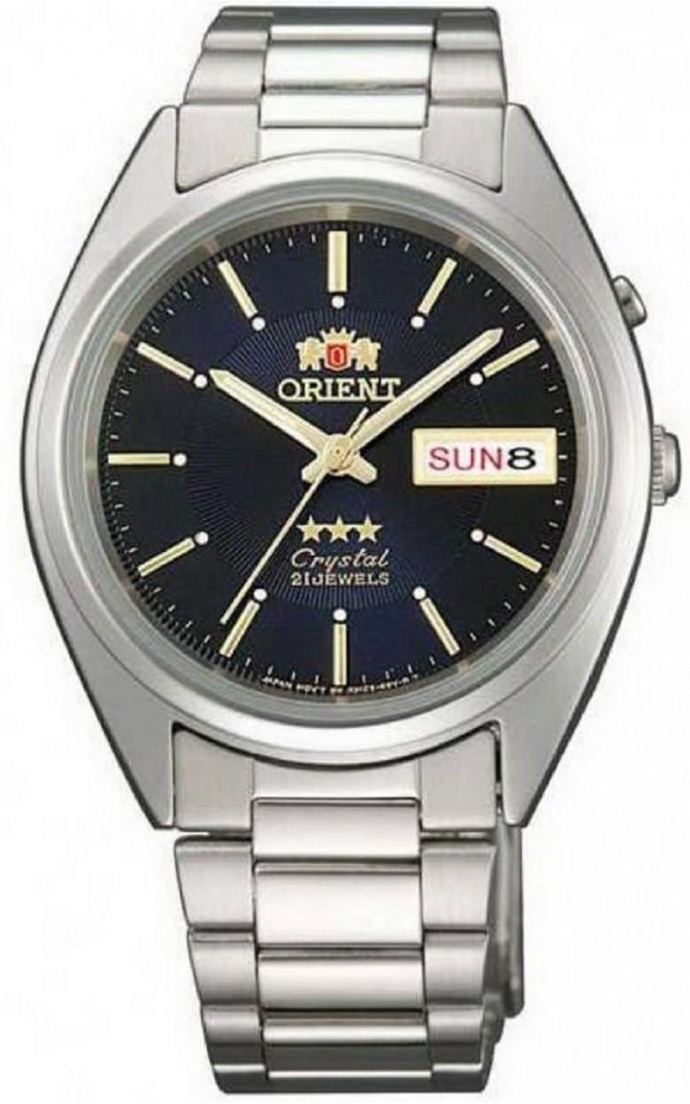 FEM0401RD9 SS японские мужские механические часы Orient  FEM0401RD9 SS