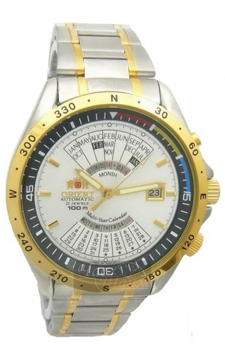 FEU03001WW японские механические наручные часы Orient