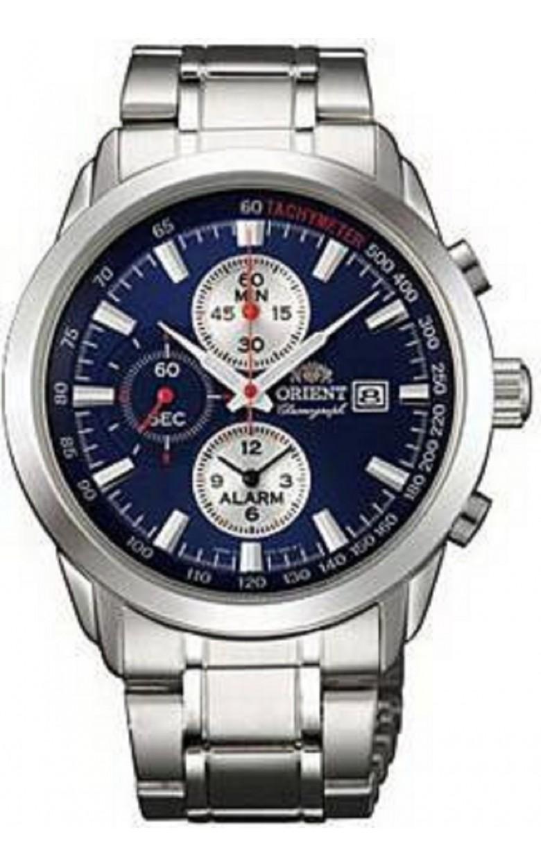 FTD11001D0 японские кварцевые наручные часы Orient для мужчин  FTD11001D0