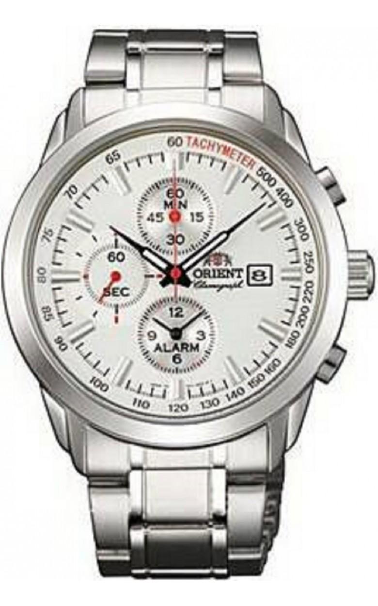 FTD11001W0 японские мужские кварцевые наручные часы Orient  FTD11001W0