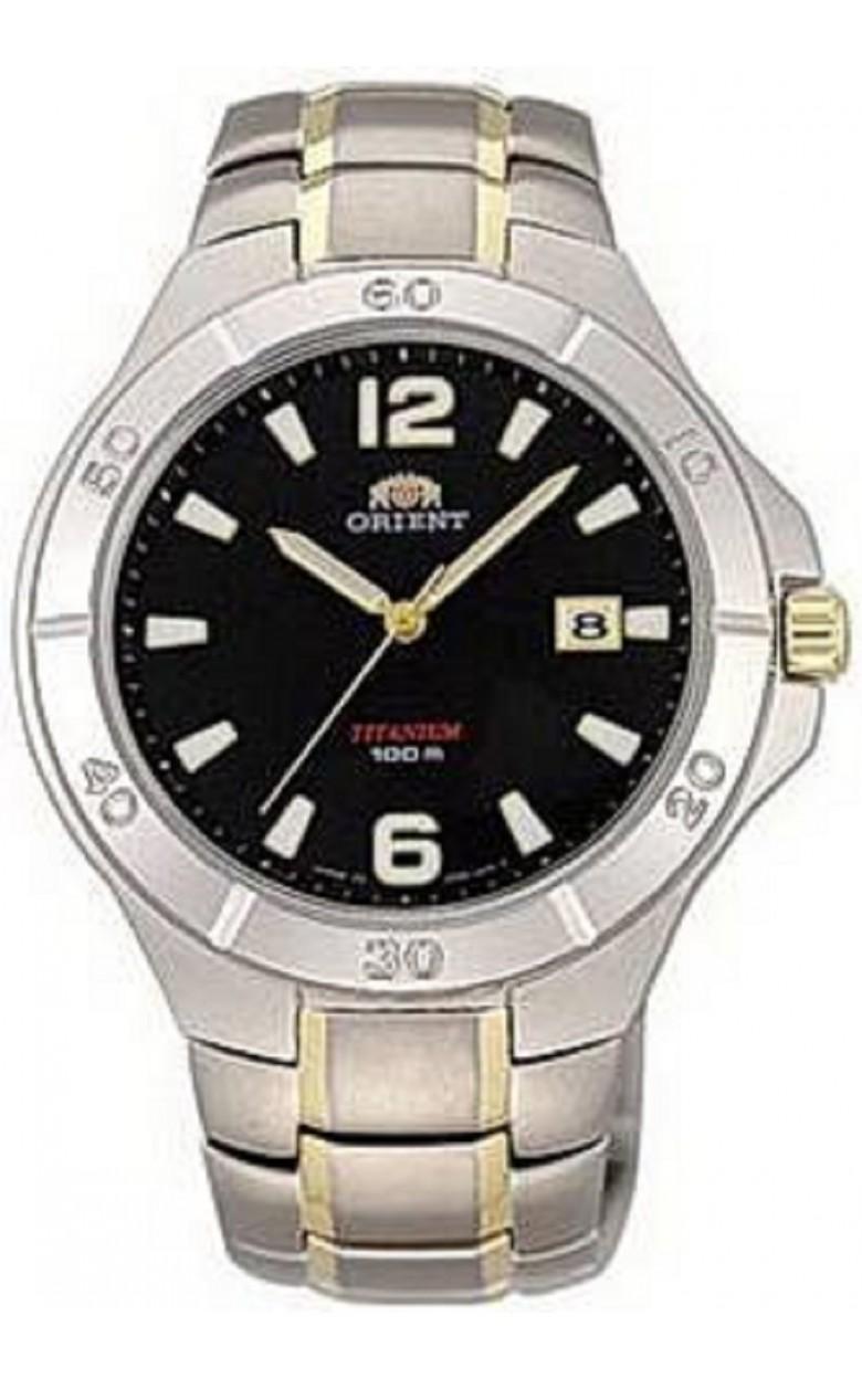 FUN81002B0 японские кварцевые наручные часы Orient