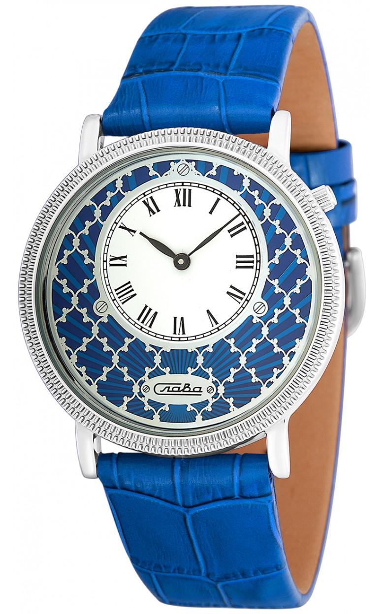 """1341469/GL20 Часы наручные """"Слава"""" кварцевые"""
