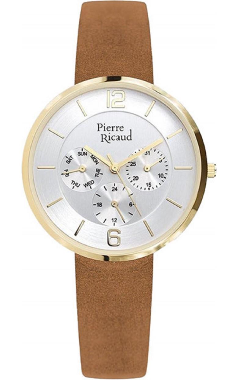 P22023.1253QF  кварцевые наручные часы Pierre Ricaud  P22023.1253QF