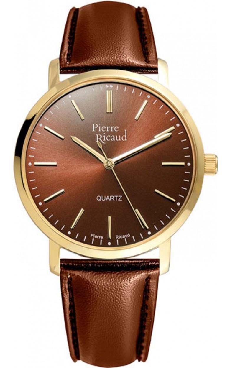 P97215.1B1GQ  кварцевые наручные часы Pierre Ricaud  P97215.1B1GQ