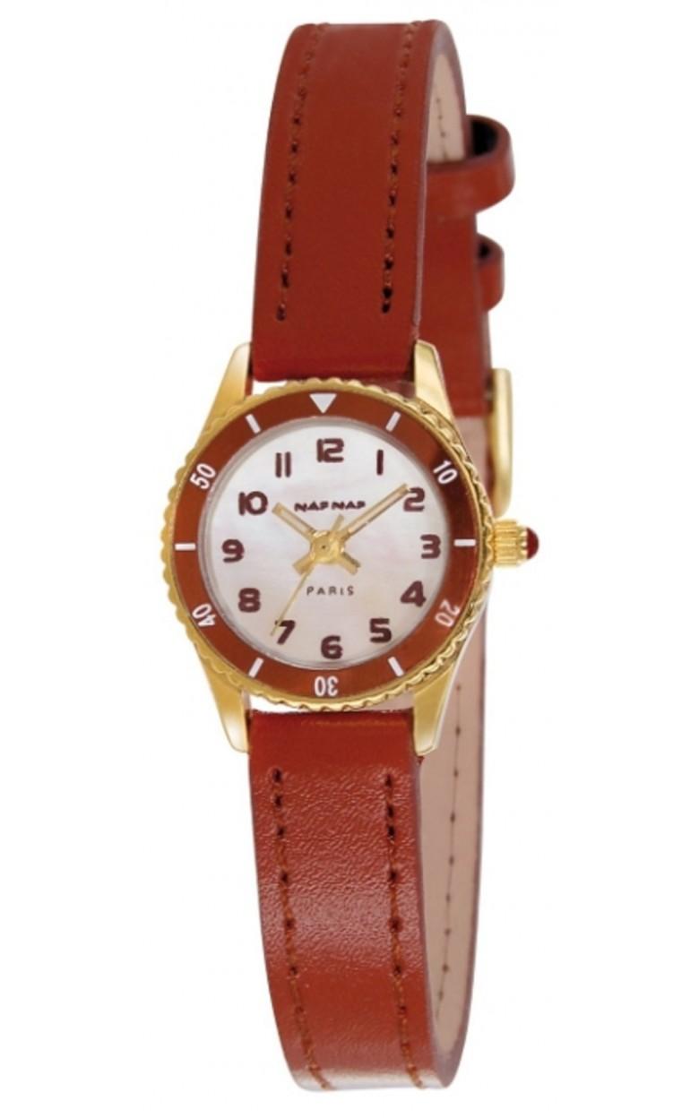 """N10122-106 Часы наручные кварцевые """"NAF-NAF"""" N10122-106"""