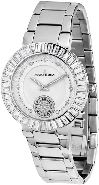 1-1683E  женские кварцевые наручные часы Jacques Lemans  1-1683E