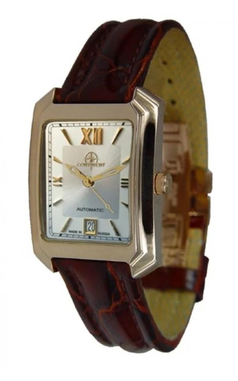111.6.2824 российские золотые наручные часы Continent  111.6.2824