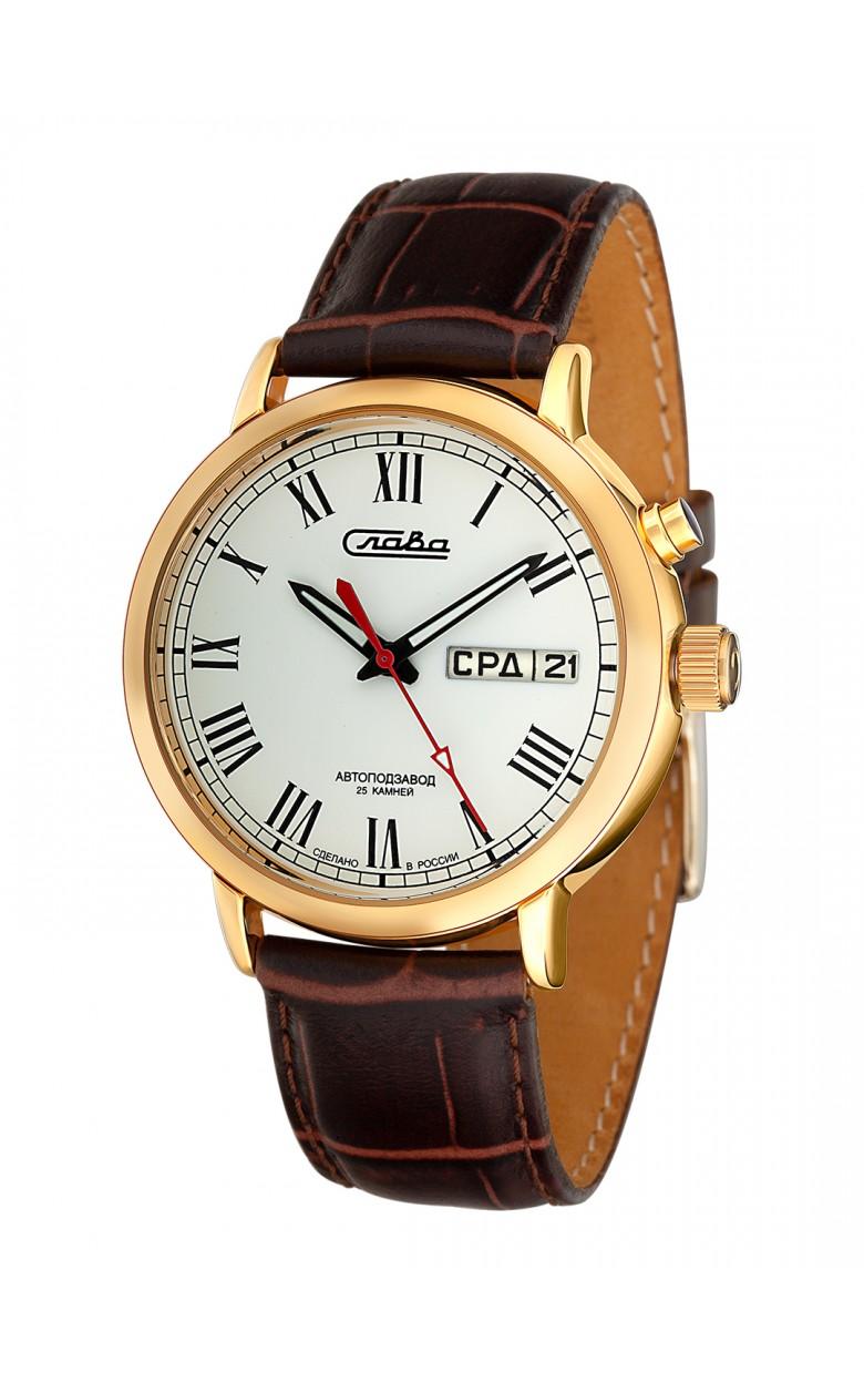 """1229291/300-2427 российские механические наручные часы Слава """"Традиция"""" для мужчин  1229291/300-2427"""