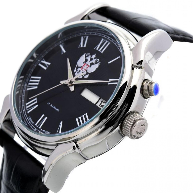 1231692/300-2428 российские мужские механические наручные часы Слава