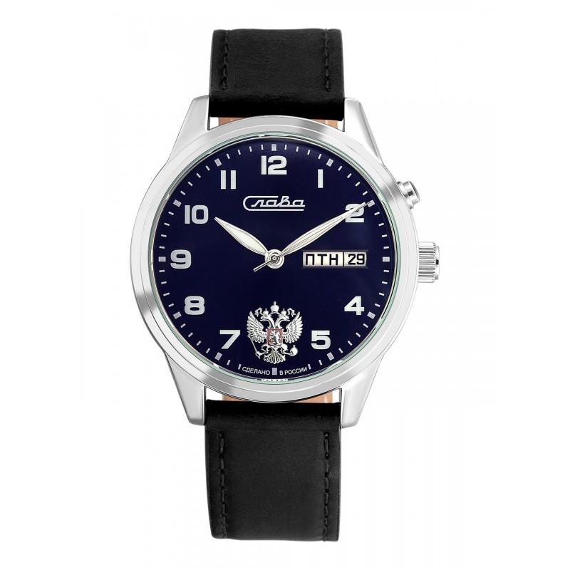 """1241022/300-2428  механические наручные часы Слава """"Традиция"""" для мужчин  1241022/300-2428"""