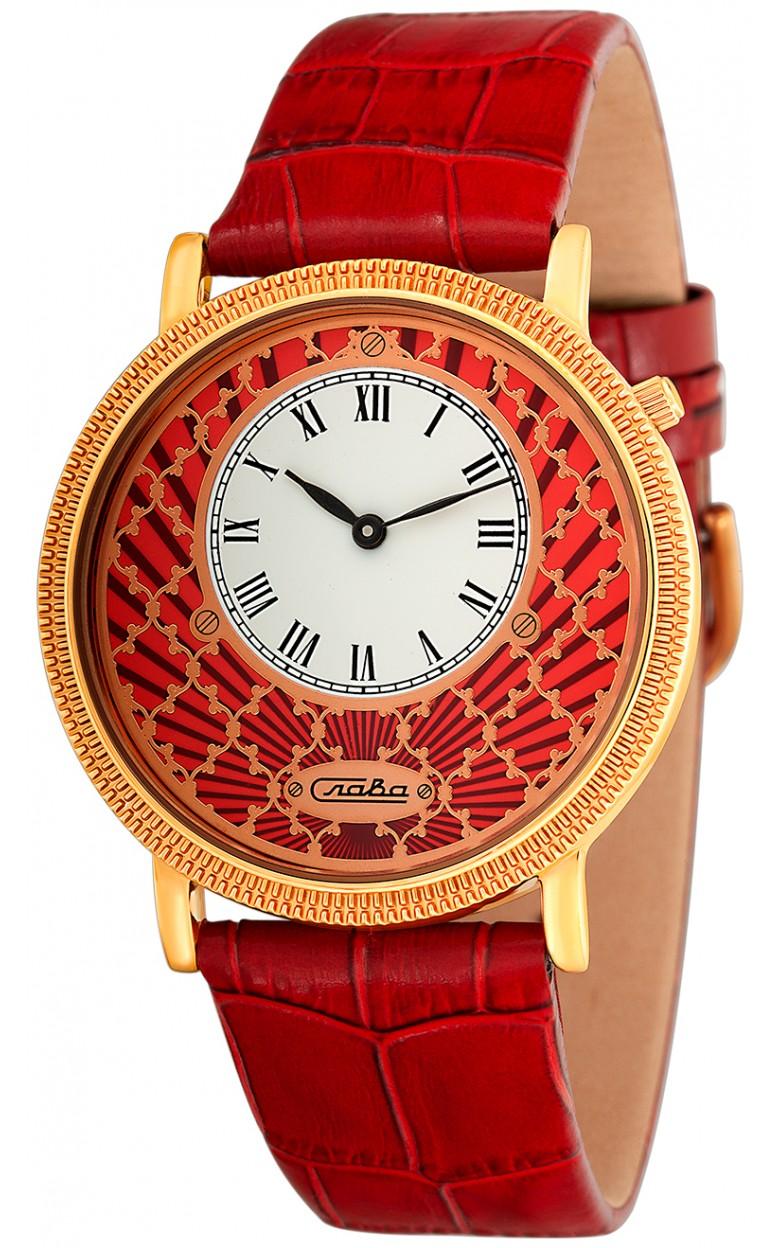 """1343472/GL20 российские женские кварцевые часы Слава """"Браво""""  1343472/GL20"""