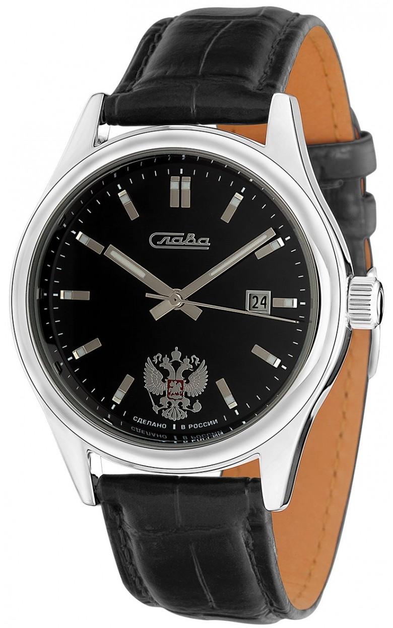1361609/300-2414 российские мужские механические наручные часы Слава  1361609/300-2414