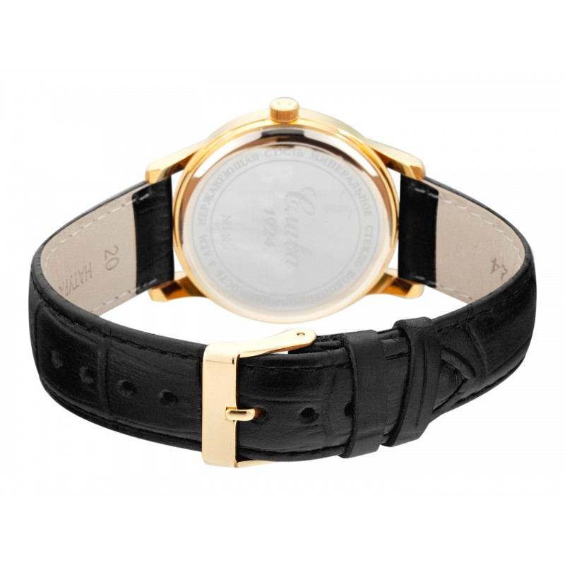 """1409713/2115-300 российские кварцевые наручные часы Слава """"Традиция"""" для мужчин  1409713/2115-300"""