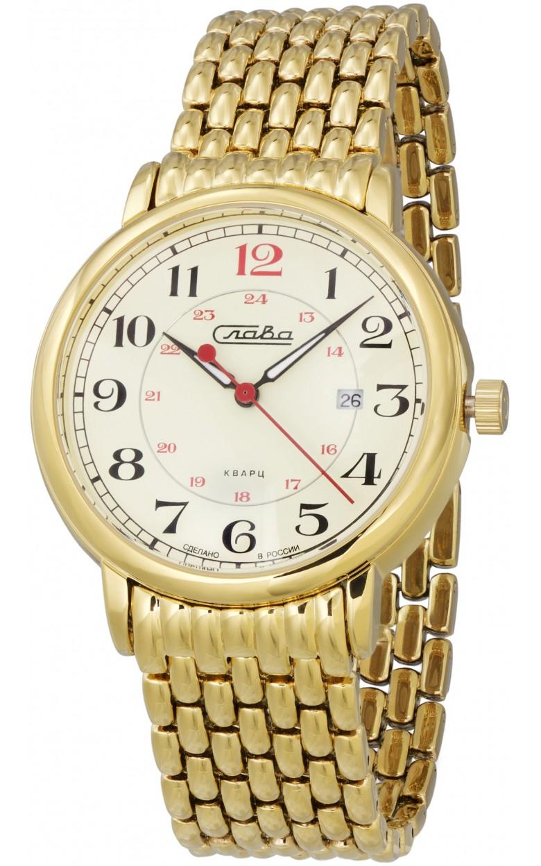 "1419709/2115-100  кварцевые часы Слава ""Традиция""  1419709/2115-100"