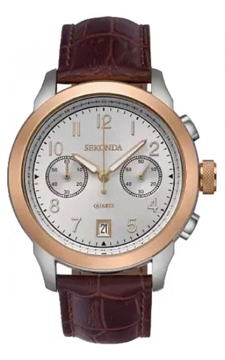 6S21/4758163 российские кварцевые наручные часы Sekonda  6S21/4758163