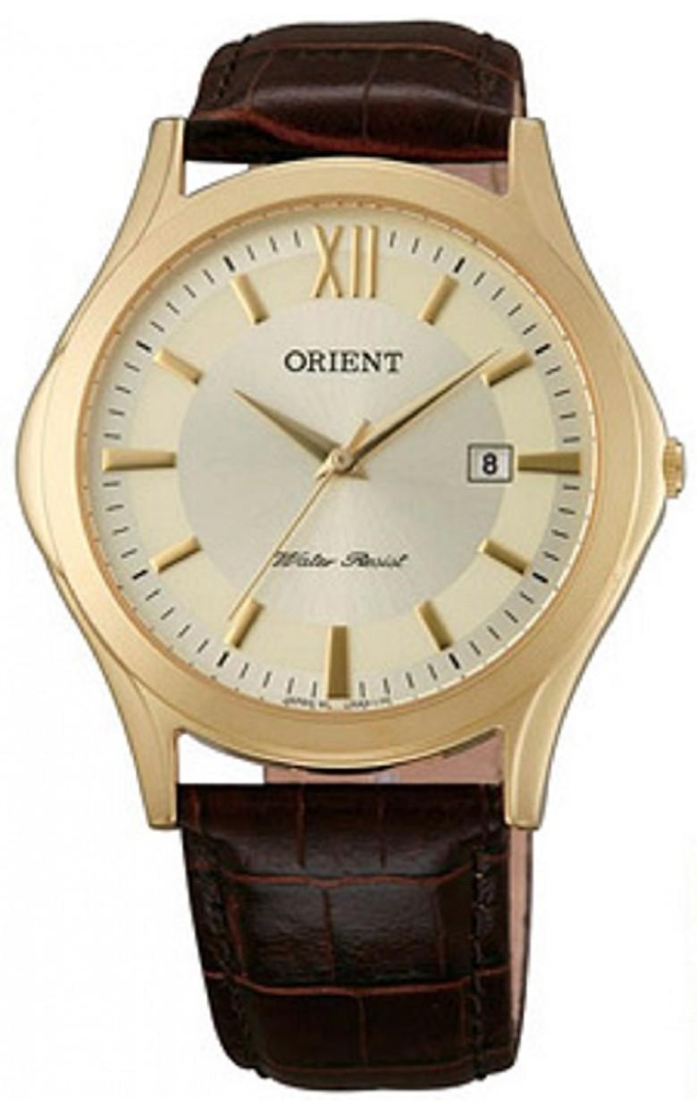FUNA9002W японские мужские кварцевые наручные часы Orient  FUNA9002W