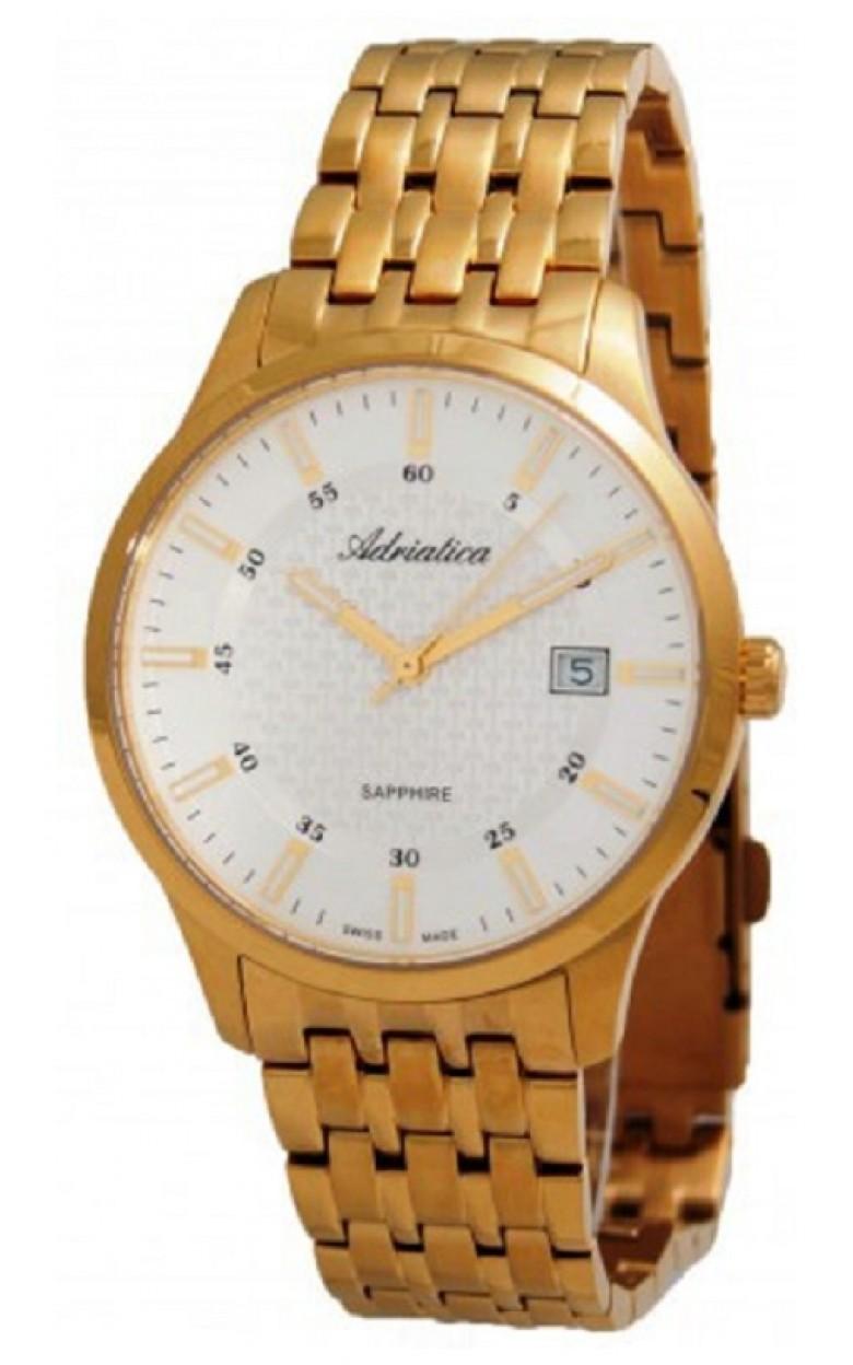 A1256.1113Q швейцарские наручные часы Adriatica  A1256.1113Q