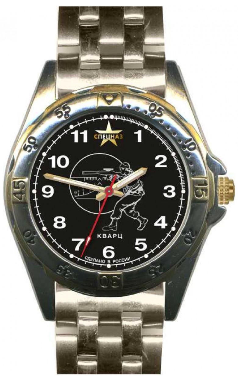 С2011282-2035-04 российские военные кварцевые наручные часы Спецназ