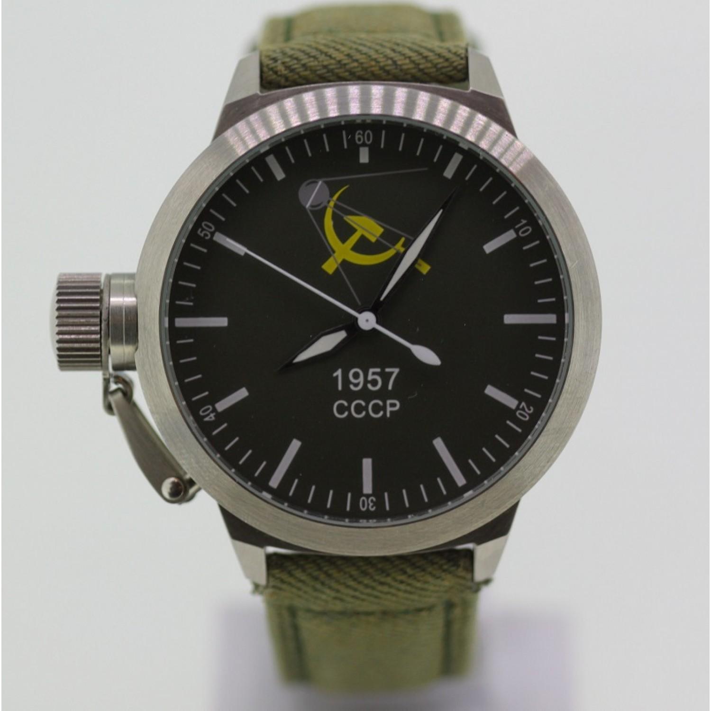 СП21 российские мужские механические часы UMNYASHOV  СП21