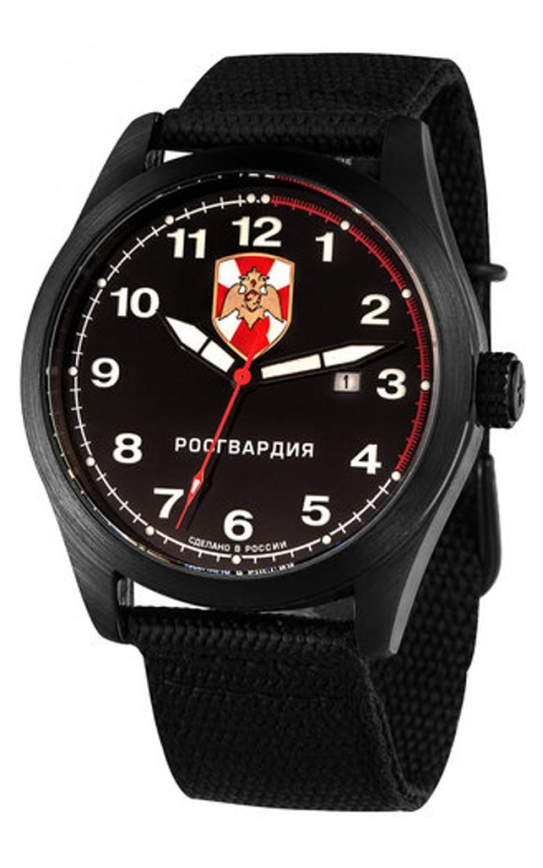 С2864357-2115-09 российские кварцевые наручные часы Спецназ