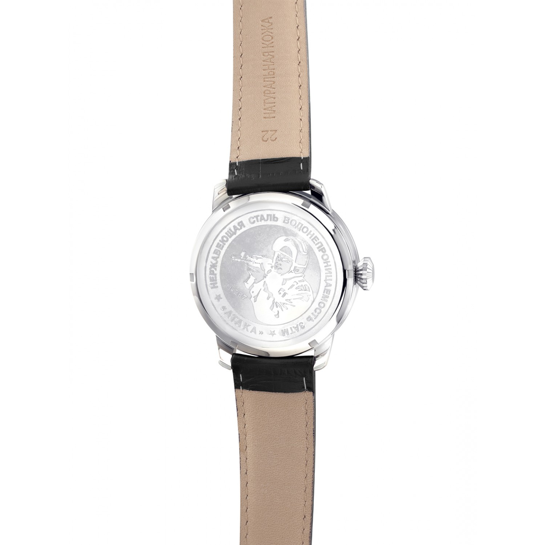 С2871338-2115-05 российские мужские кварцевые наручные часы Спецназ С2871338-2115-05