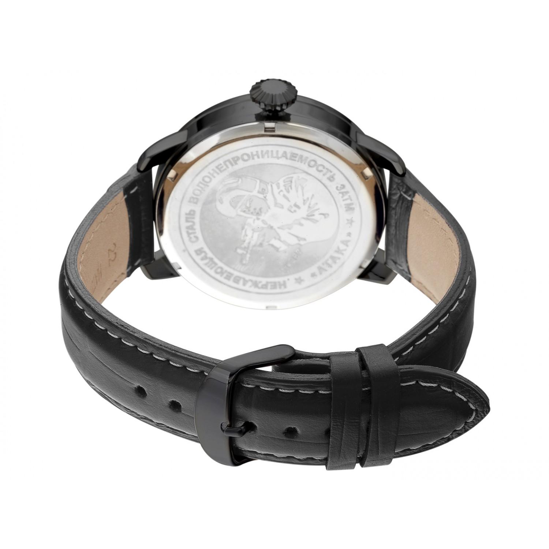 С2874335-2115-05 российские военные кварцевые наручные часы Спецназ С2874335-2115-05