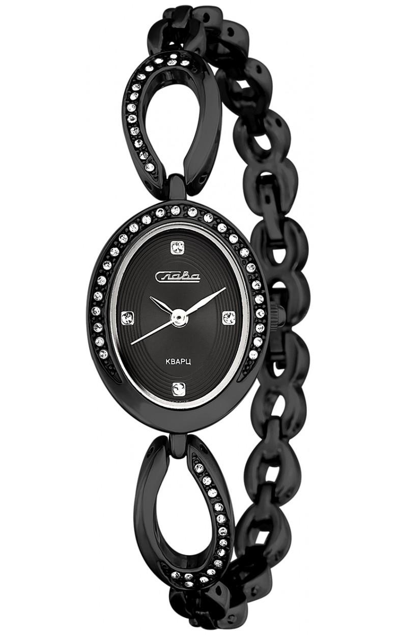 6064112/2035 российские женские кварцевые часы Слава