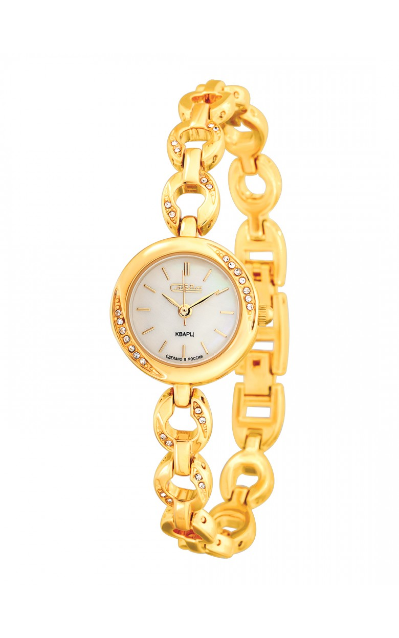 6123190/2035 российские женские кварцевые наручные часы Слава