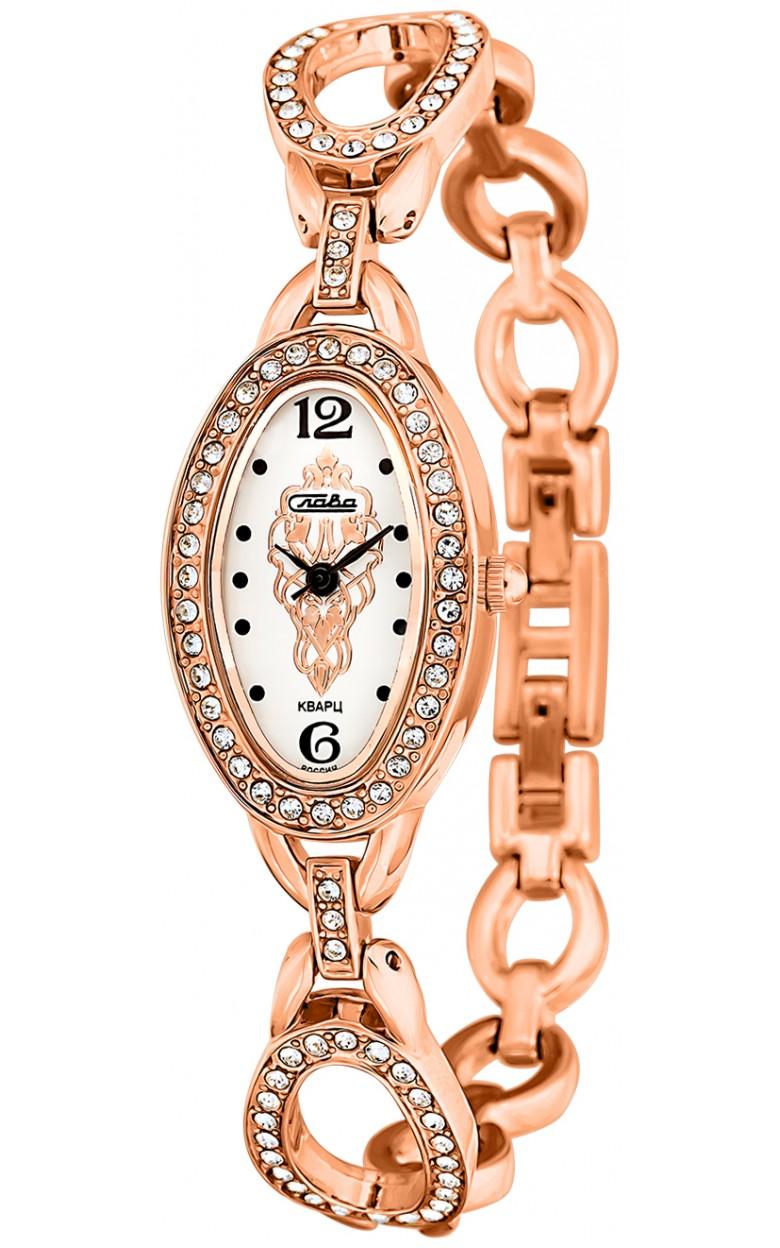 6139143/2035 российские кварцевые наручные часы Слава
