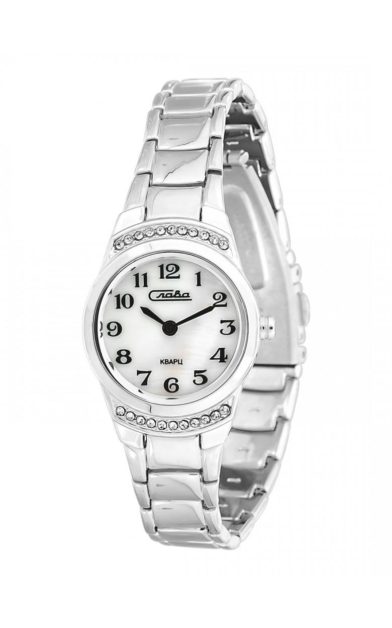 6191376/2025 российские кварцевые наручные часы Слава