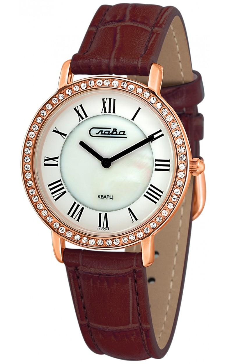 6239485/2025 российские кварцевые наручные часы Слава