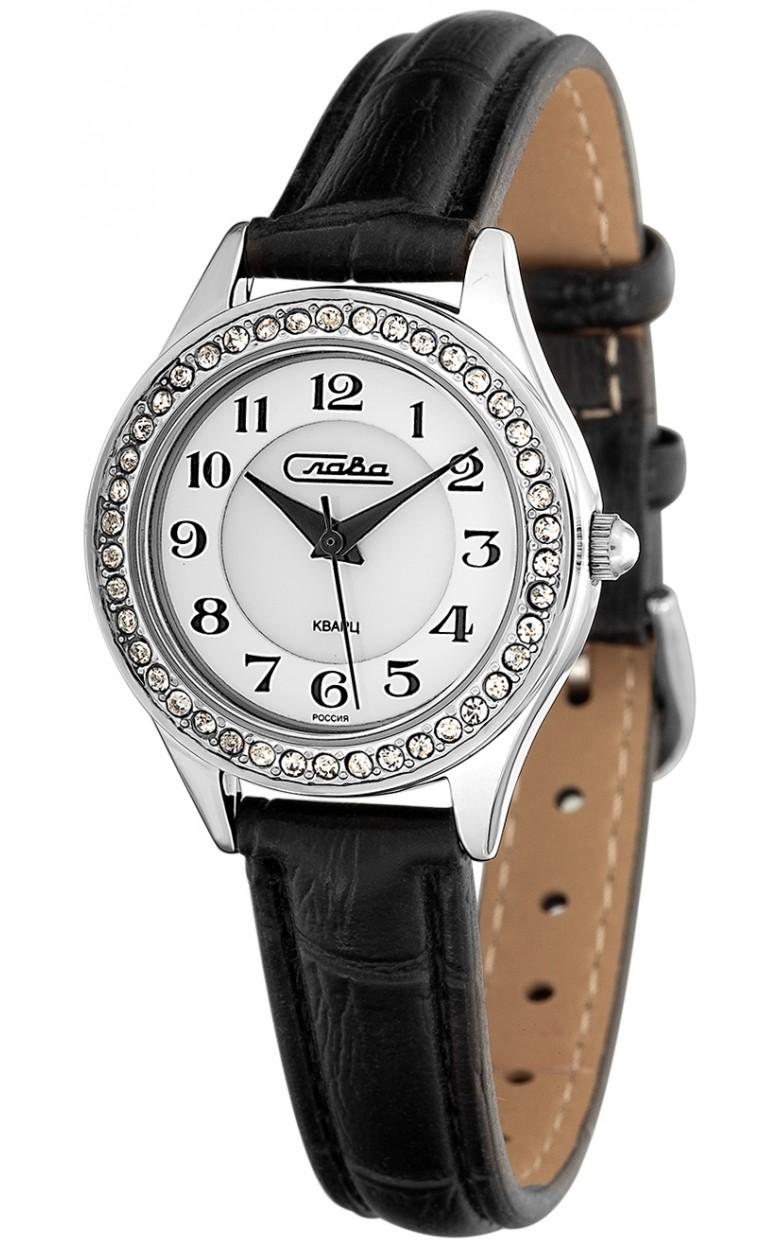 6241491/2035 российские кварцевые наручные часы Слава