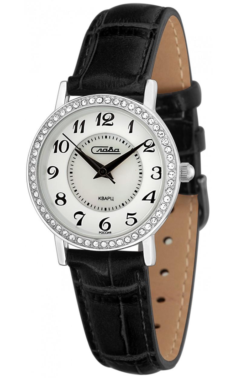 6261496/2035 российские кварцевые наручные часы Слава