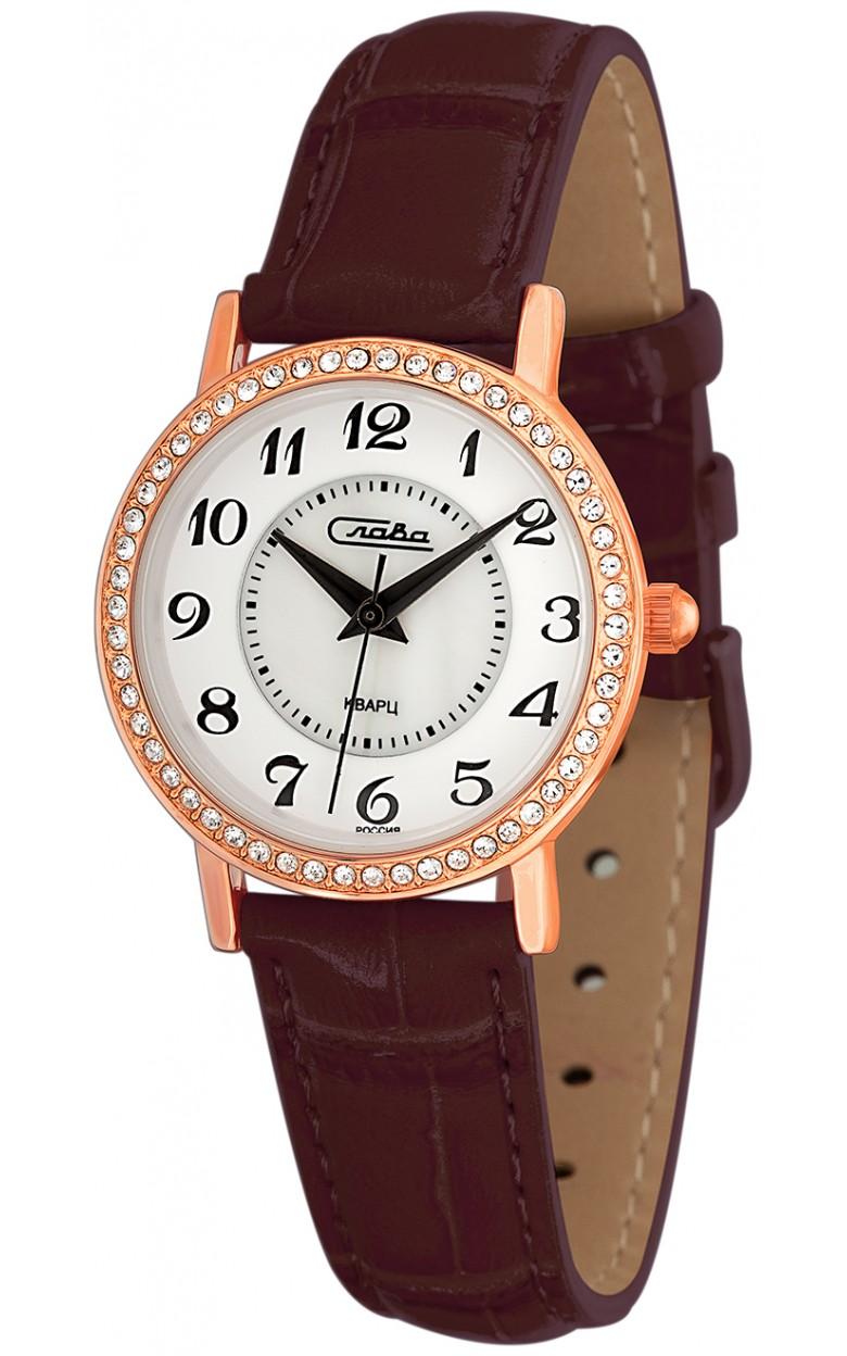 6269496/2035 российские кварцевые наручные часы Слава для женщин  6269496/2035