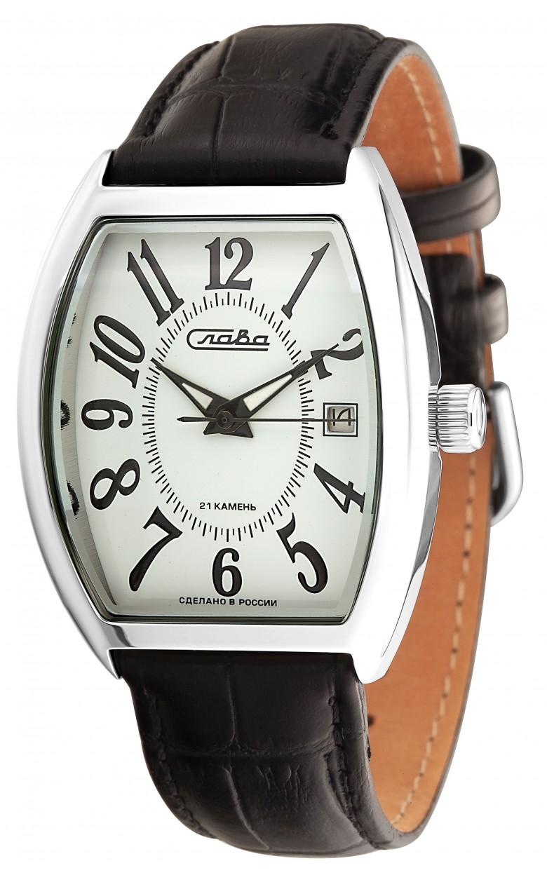 8031157/300-2414 российские механические наручные часы Слава