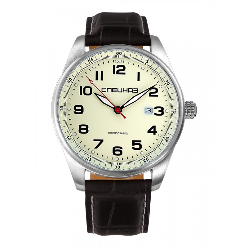С9370269-8215 российские тактические мужские механические часы Спецназ