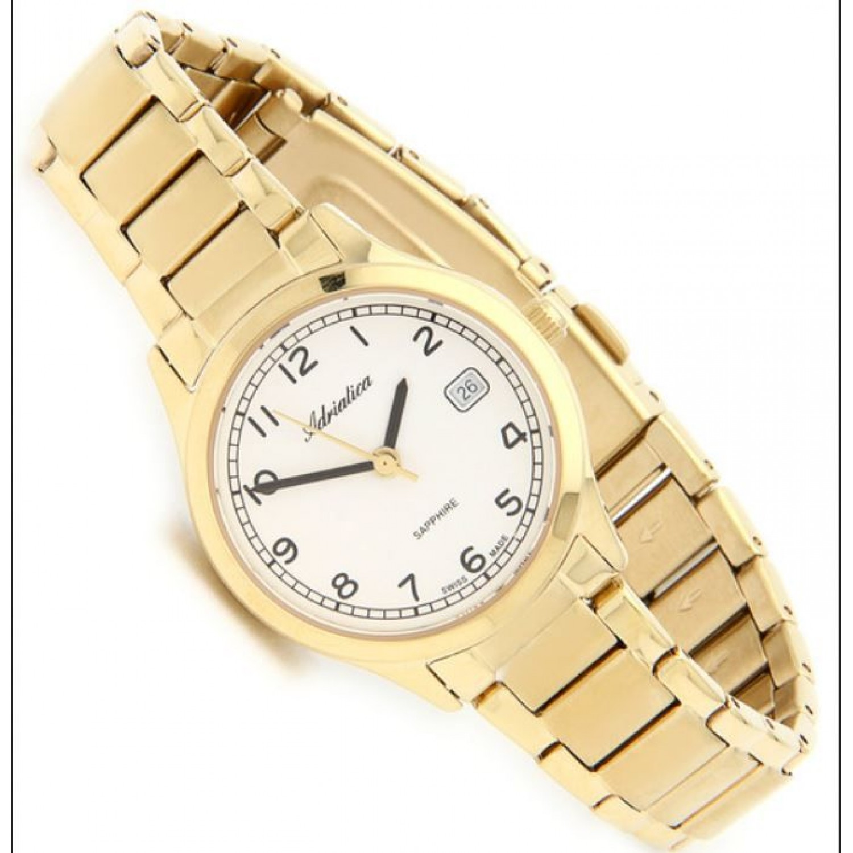 A1267.1123Q швейцарские наручные часы Adriatica для мужчин  A1267.1123Q
