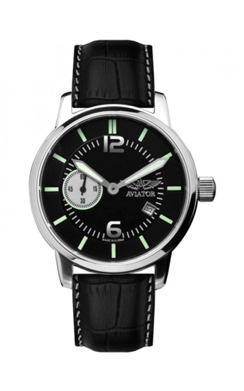"""3105/1735714 российские механические наручные часы Aviator """"Легенды Авиации"""" для мужчин  3105/1735714"""