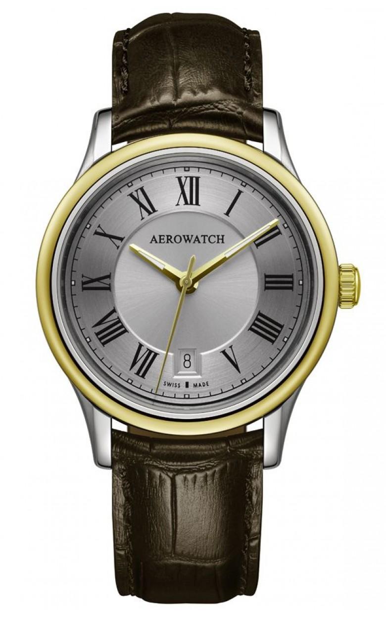 "24962 BI01 швейцарские наручные часы Aerowatch ""Les Grandes Classiques""  24962 BI01"
