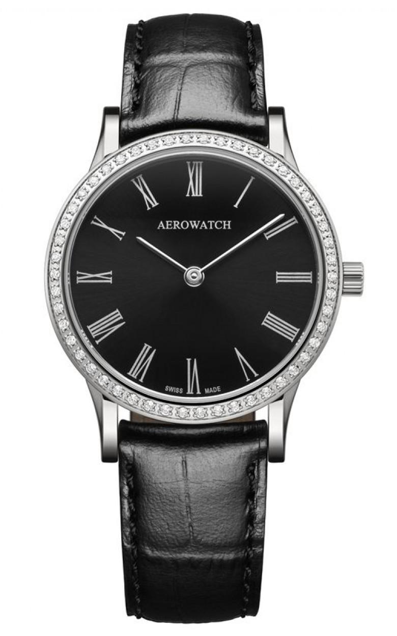 "47950 AA01 DIA  кварцевые часы Aerowatch ""Les Grandes Classiques"" с сапфировым стеклом 47950 AA01 DIA"