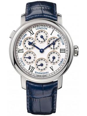 Aerowatch Aerowatch Renaissance 7 Time Zones 51974 AA01