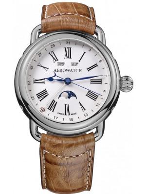 Aerowatch Aerowatch 1942 Moon Phase Automatic 75970 AA01
