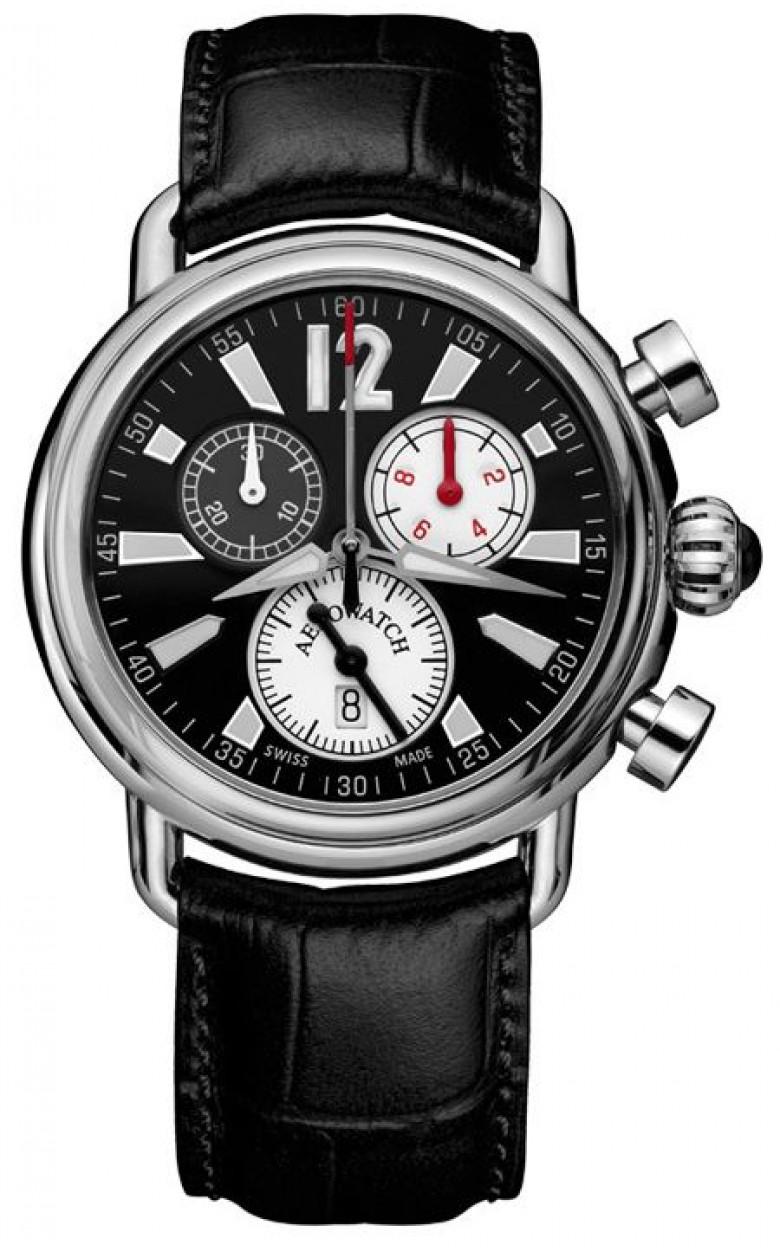 "81940 AA04 швейцарские часы Aerowatch ""1942 Lady chrono""  81940 AA04"